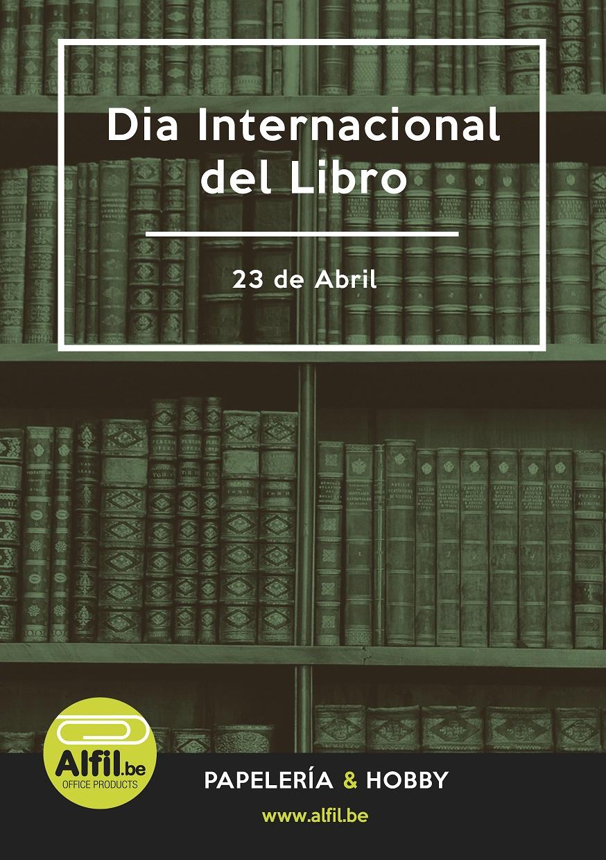 23 de abril, Día Internacional del libro