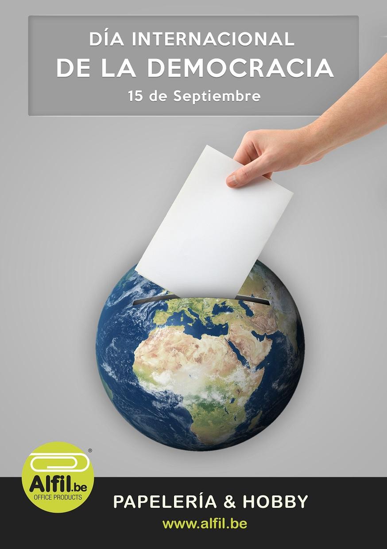 15/09 Día Internacional de la Democracia